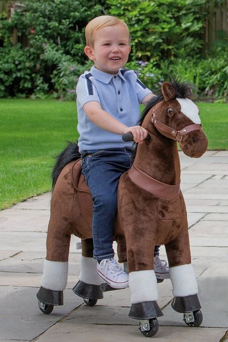Cheap Mechanical Walking Ride on Horse at Studio