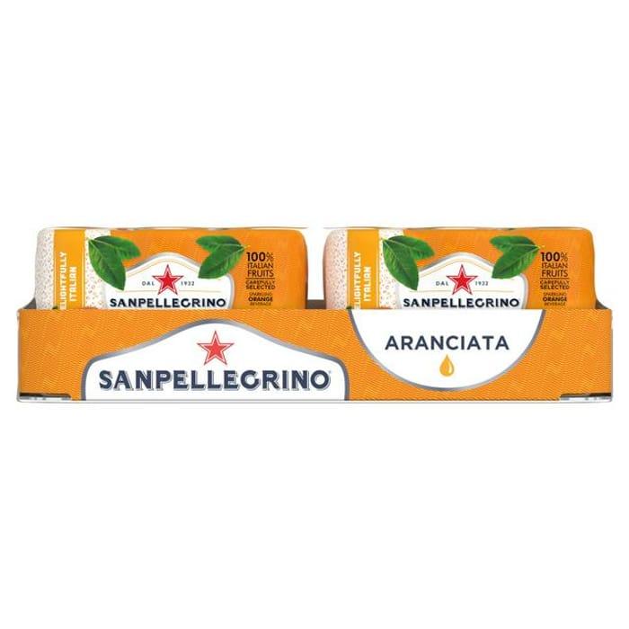 6x San Pellegrino Soft Drink