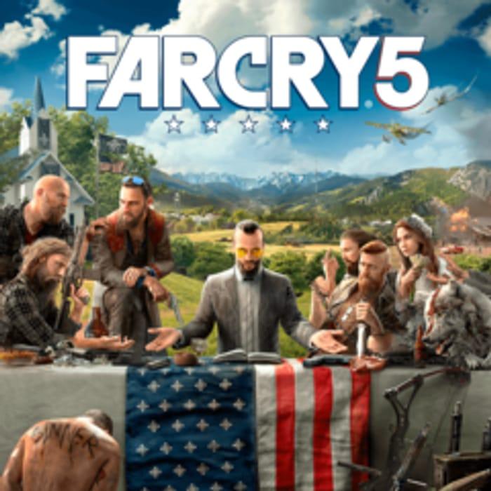 Far Cry5 - Season Pass PS4