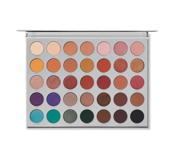 Morphe Jaclyn Hill Eyeshadow Palette Half Price.