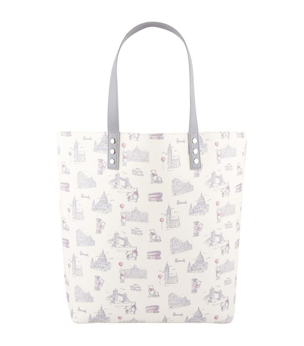 -Harrods Winnie the Pooh Tote Bag - Save £25