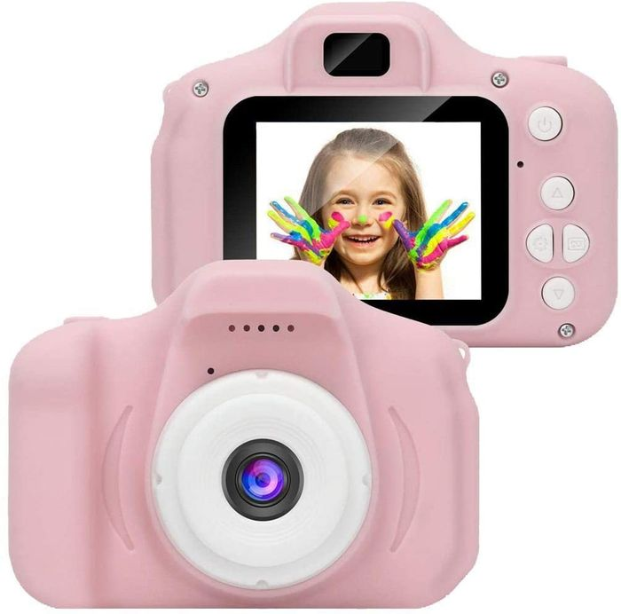 Kids Mini Digital Camera 2 Inch Screen Video Recorder Only £6.8