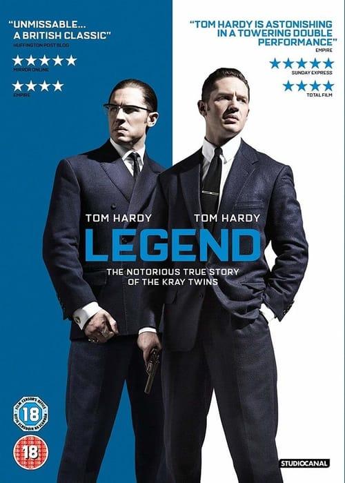 Legend DVD