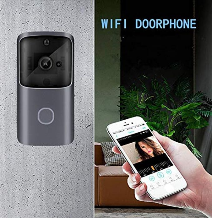 FastDirect Smart Electronic Wireless WiFi Video Doorbells Only £26