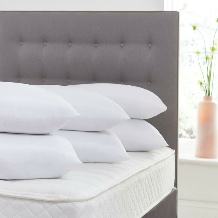Cheap 6 Silentnight Ultrabounce Hypoallergenic Pillows - Only £19.99!