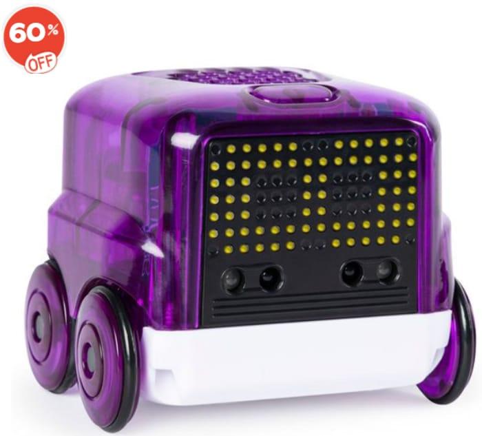 Novie Interactive Smart Robot - Purple Only £10