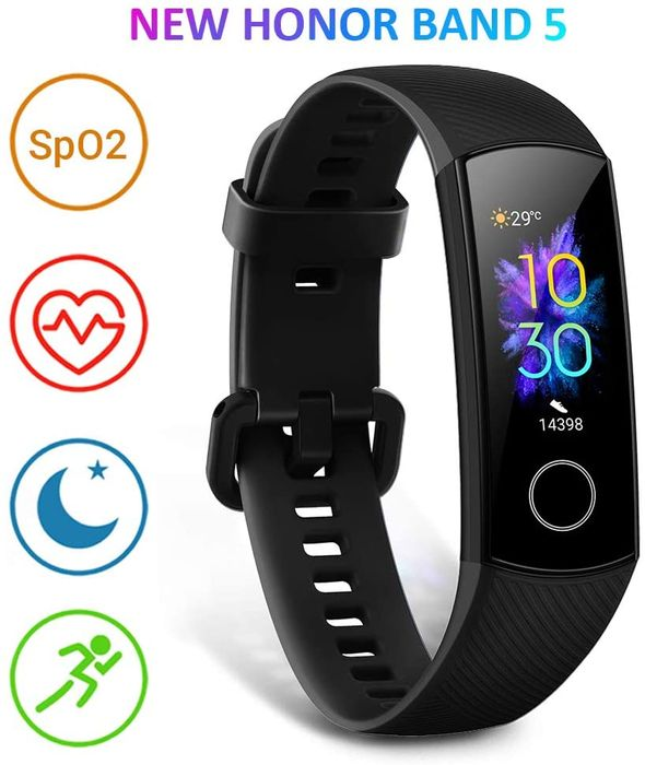 Best Price! Honor Band 5 Fitness Tracker