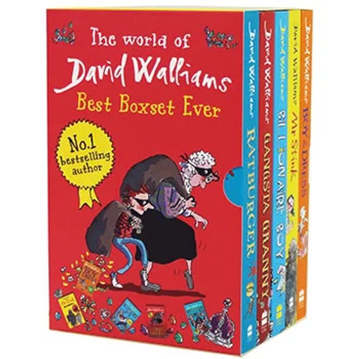 The World of David Walliams - Best Boxset Ever