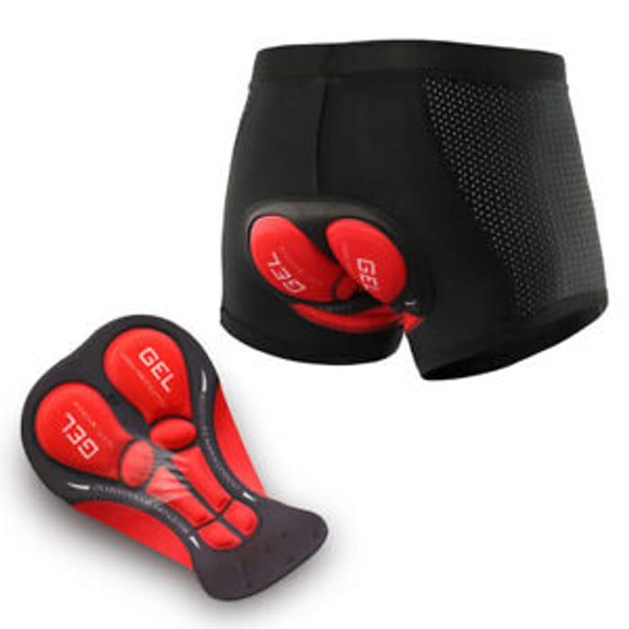 CHEAP! Shorts Breathable Gel Padded MTB Biking Riding Shorts R4I7