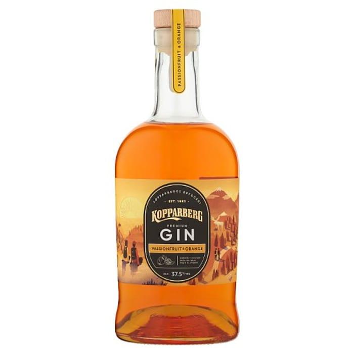 Kopparberg Passion Fruit & Orange Gin 70Cl £18 at Tesco