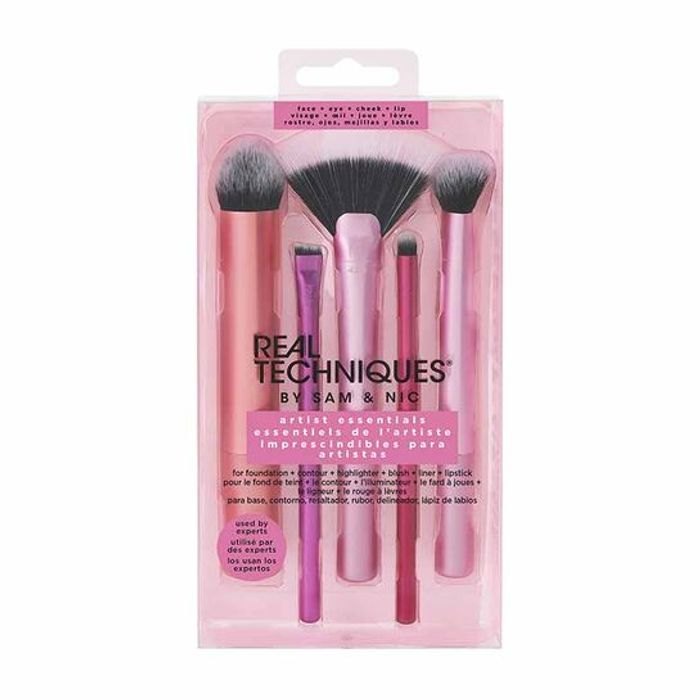 Cheap Real Techniques Artist Essentials Brush Set on Sale From £17.99 to £16.99