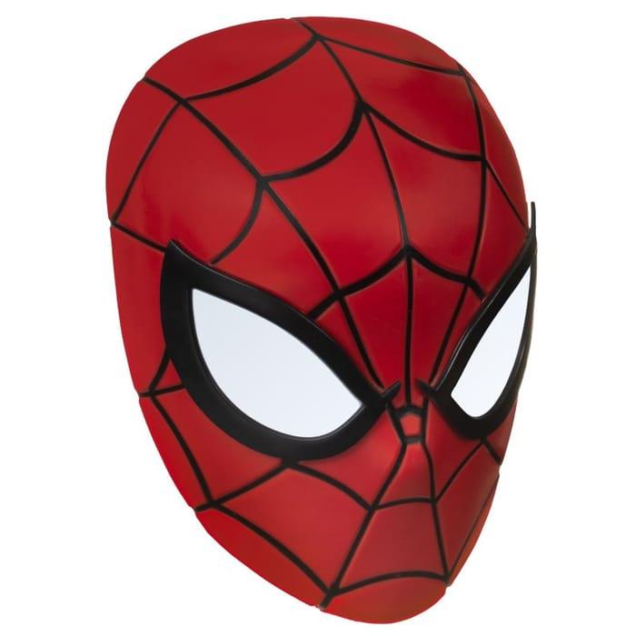 3D Superhero Wall Light - Spider-Man