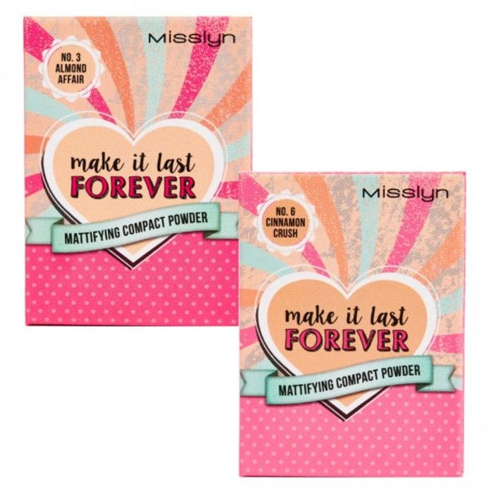 MISSLYN Make It Last Forever Mattifying Compact Powder 6g