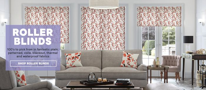 Free Unlimited Samples of Blinds Fabric Sent by 1st Class Post