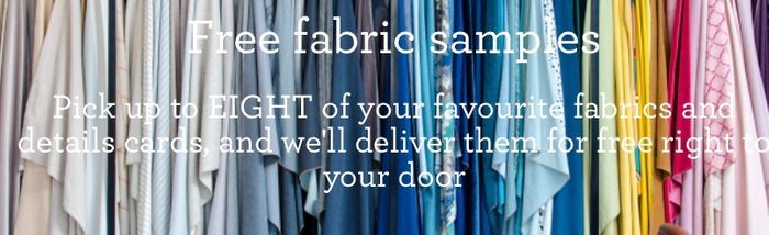 Free Samples of Fabric