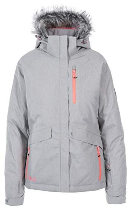 Francesca Warm Waterproof and Windproof Ski Jacket