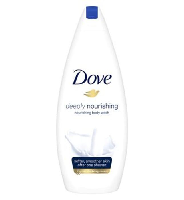 Dove Body Wash Deeply Nourishing 720ml