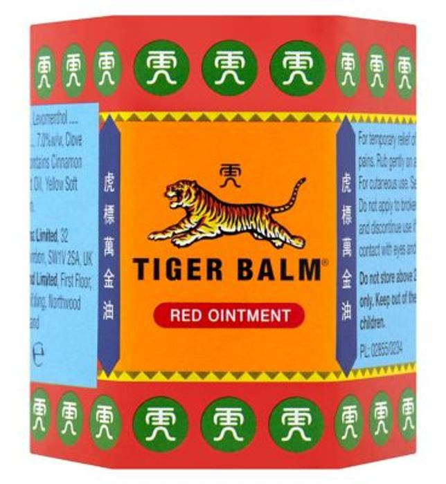 Tiger Balm Red Ointment - 30g