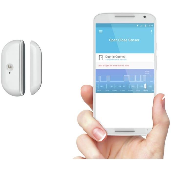 Motorola Smart Alert Sensor Twin Pack