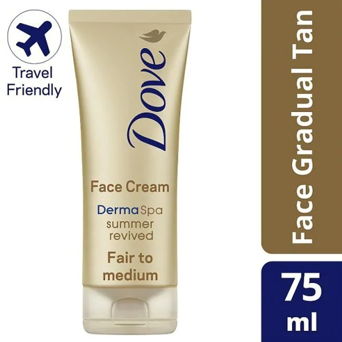 Cheap Dove Summer Revive Face Lotion Fair to Medium 75ml Only £2.66!