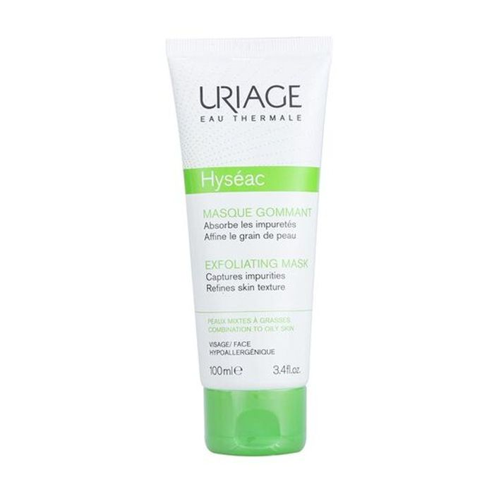 Uriage Hysac Exfoliating Mask 100ml - Only £7.35!
