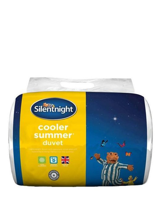 CHEAP! Silentnight Summer Duvet 4.5 Tog Single - Save £7
