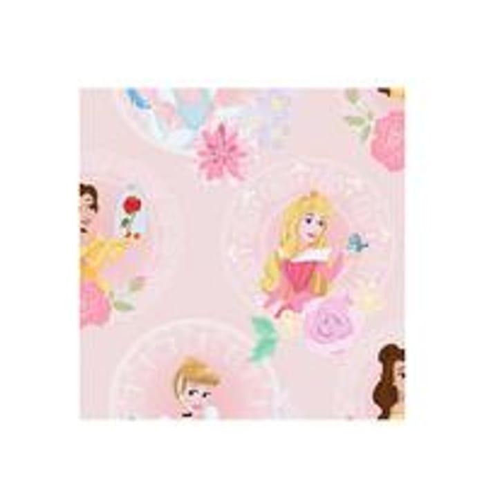 Special Offer - Disney Princess Wallpaper Roll - Save £5