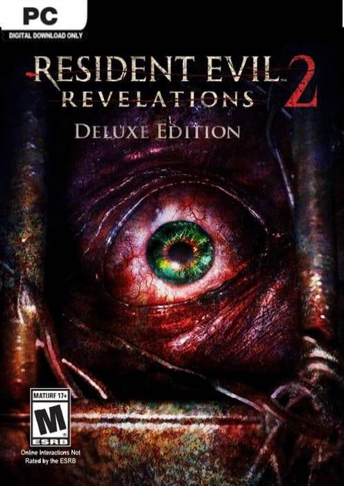 PC Resident Evil Revelations 2: Deluxe Edition £10.49 at CDKeys