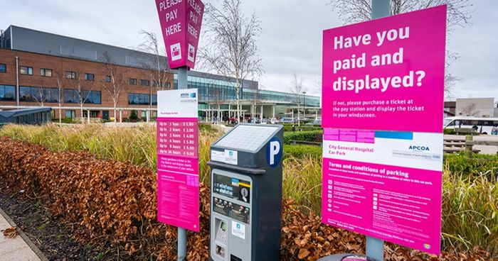 NHS Staff Offered Free Parking after National Outcry