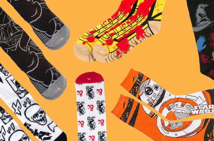 Special Offer - 3 Geek Socks for Just £5.99