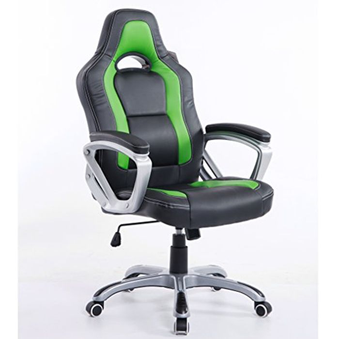 Cherry Tree Furniture Designed Gaming Chair Racing Swivel Office Chair