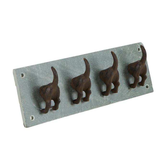 Cast Iron Dog Door Hook