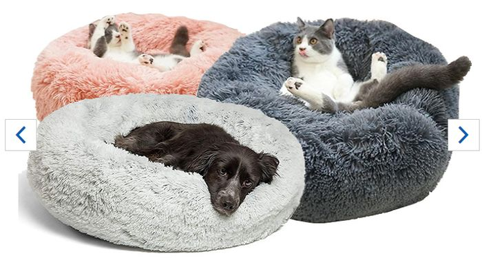 Marshmallow Pet Beds 3 Sizes & 4 Colours From £12.99 Delivered
