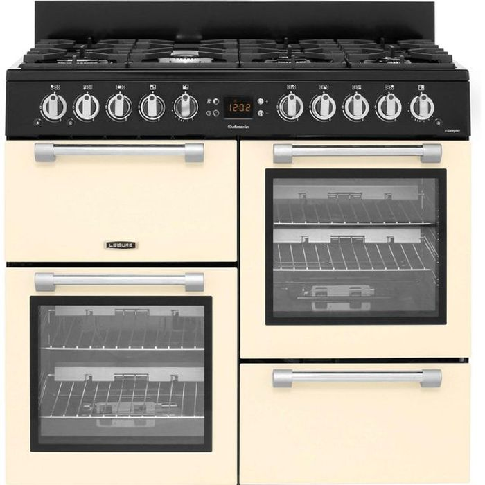 Leisure Cookmaster CK100G232C 100cm Gas Range Cooker