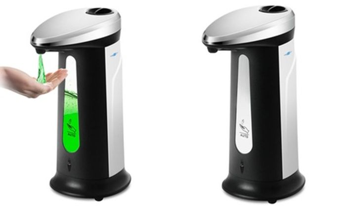 Smart Sensor Automatic Touch-Free Liquid Soap Dispenser