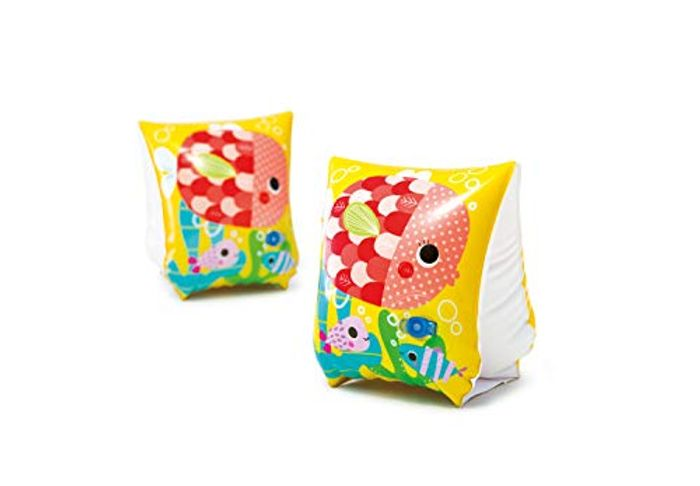 Fish Arm Bands Age 3 - 6 Years, 23 X 15 Cm