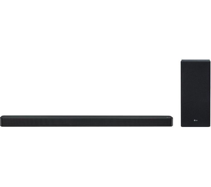 £10 off LG SL7Y 3.1 Wireless Sound Bar with Selected LG TV at Currys PC World
