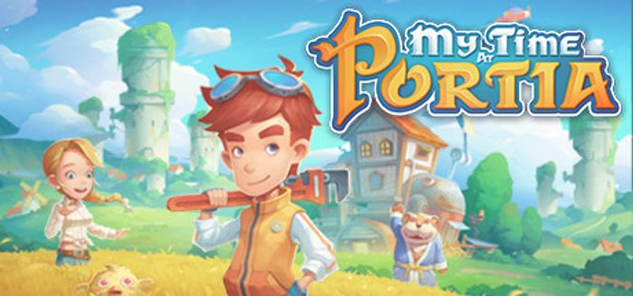 My Time at Portia (PC Game)