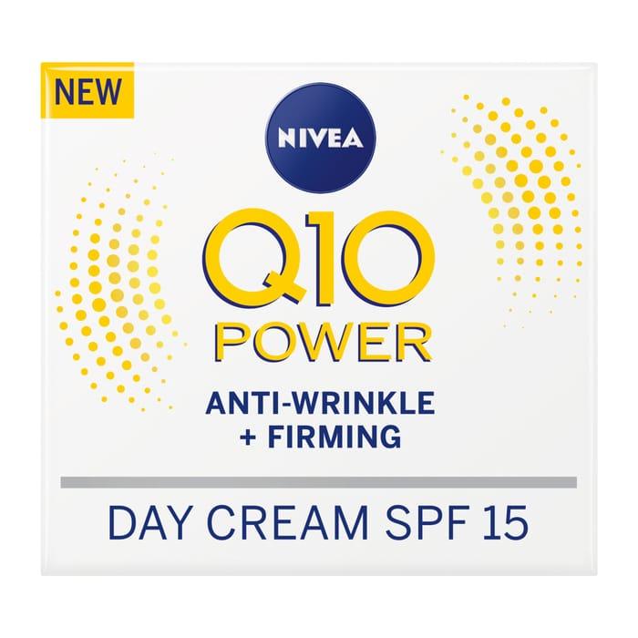 Best Price! Nivea Q10 Power Day Cream Spf 15 50Ml 4.5(67)