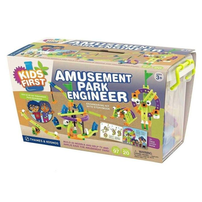 Kids First Amusement Part Engineer