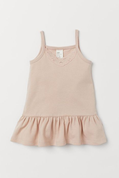 Baby Dress with Embroidery - Only £6!