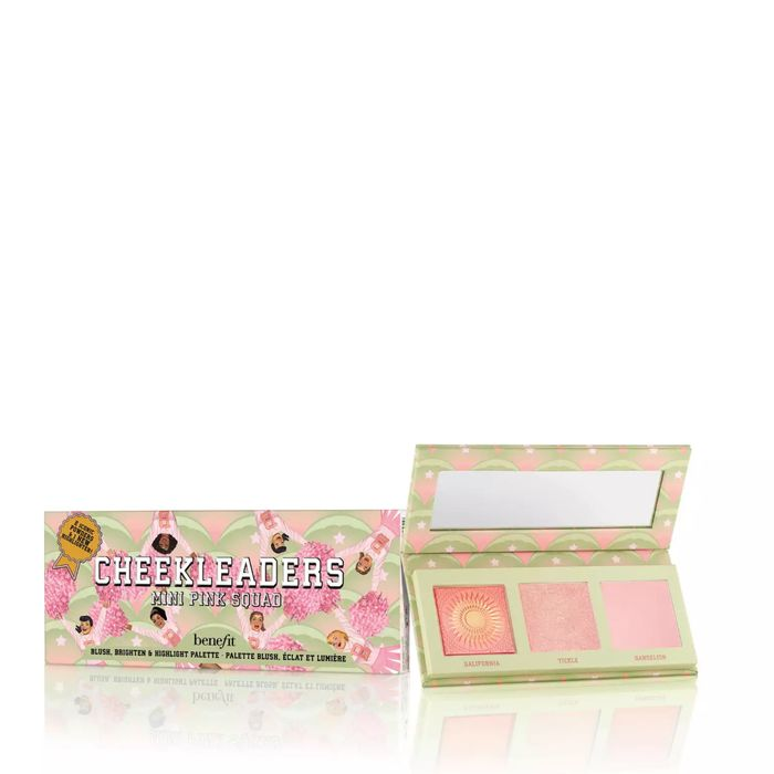 Best Price! Benefit - 'Limited Edition 'Cheekleaders Pink Squad'