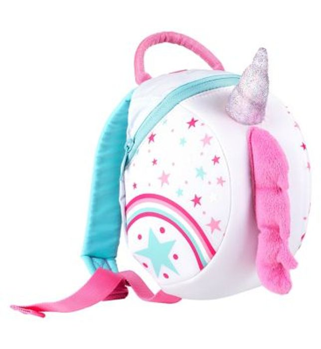 LittleLife Animal Toddler Backpack - Unicorn