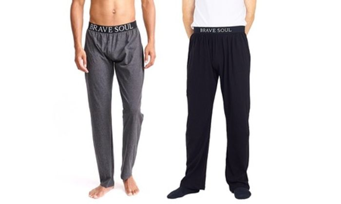Men's Lounge Pants Down From £15 to £5.29