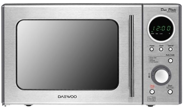 Daewoo Touch and Dial Microwave Oven