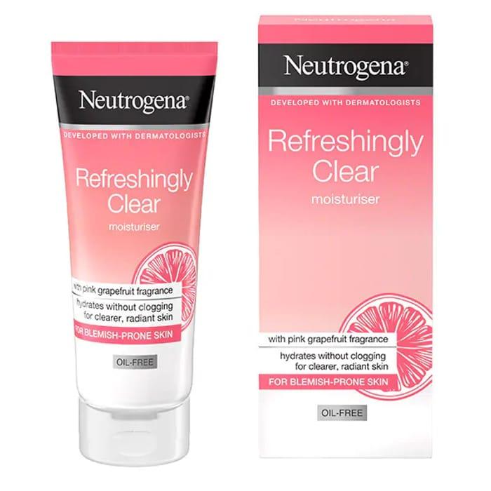 Neutrogena Vis Clear PinkGrapefruit OilFree Moist 50ml