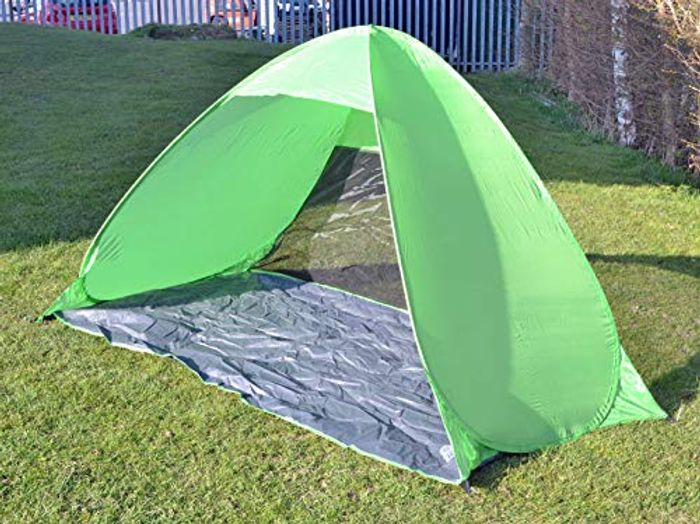 Best Price! Rock House Pop-up Beach/Garden Tent Sun Shade (210 X 115 X 115cm)