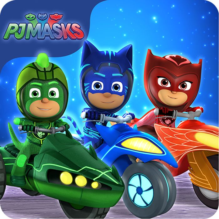 PJ Masks: Racing Heroes Android Game - Temporarily FREE (Was £3.99)