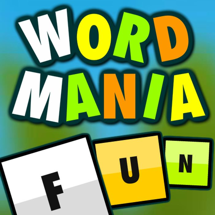 Word Mania PRO Android Game - Temporarily Free (Was £1.59)