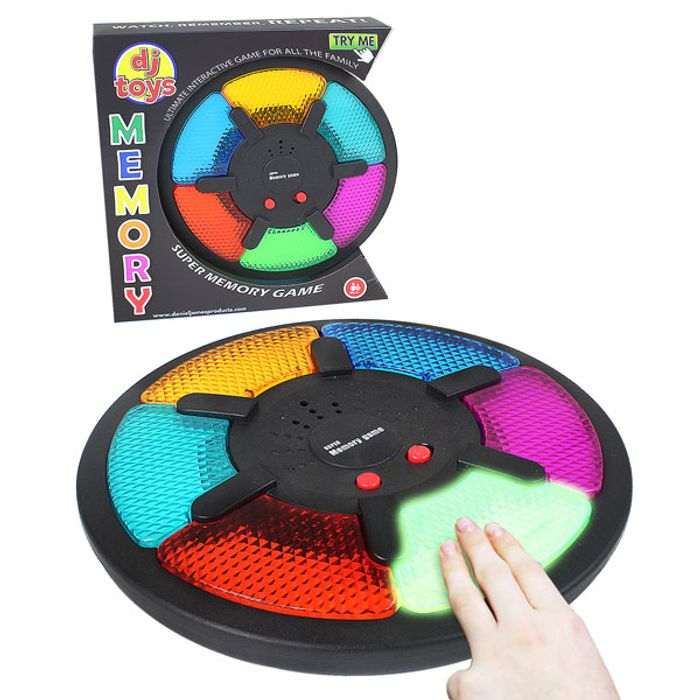 Large Interactive Super Memory Interactive Family Game - Free Delivery